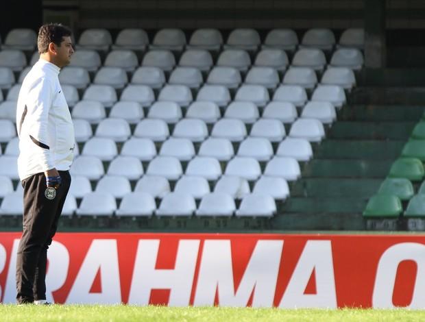 Marquinhos Santos Coritiba (Foto: Divulgação / Site oficial do Coritiba)