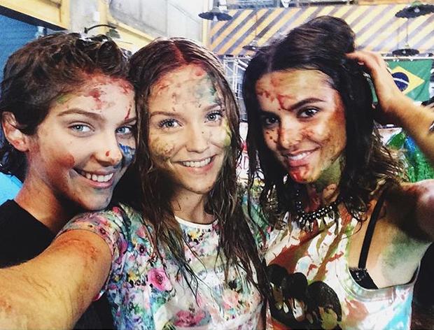 Isabella Santoni, Gabi Lopes e Manu Gavassi (Foto: Reprodução/Instagram)