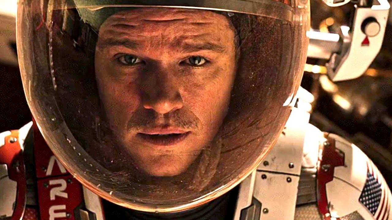 """Em """"Perdido em Marte"""", Matt Damon vive Mark Watney, astronauta que é deixado para trás por sua tripulação (Foto: Divulgação)"""