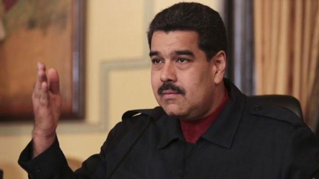 Em termos de respaldo popular, situação é complicada também para o venezuelano Nicolás Maduro, que sofre com baixa popularidade (Foto: Reuters)
