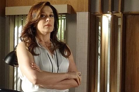 Claudia Raia como Lívia em 'Salve Jorge' (Foto: Divulgação/TV Globo)