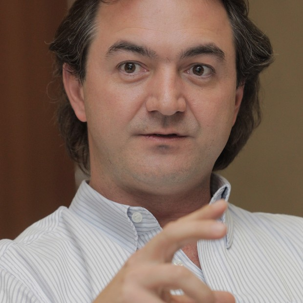 Joesley Batista, da JBS (Foto: Eliária Andrade / Agência o Globo)