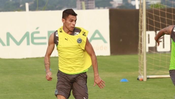 Welinton Júnior e Lima - Goiás (Foto: Rosiron Rodrigues / Goiás E.C.)