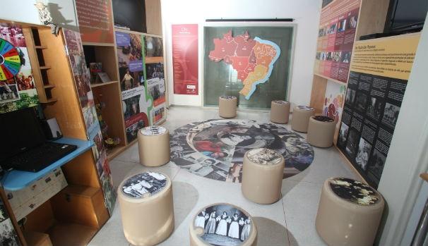 Ponto de Cultura do Museu da Pessoa (Foto: Divulgação/ Museu da Pessoa)