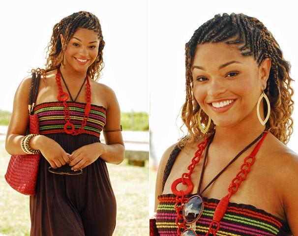 Juliana Alves interpreta Suellen, jovem ambiciosa em Caminho das Índias, próxima novela do Vale a Pena Ver de Novo (Foto: CEDOC Globo)