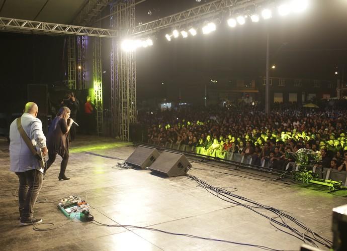 Festival Promessas em São José dos Pinhais - Gabriela Rocha  (Foto: Luiz Renato Correa / RPC)