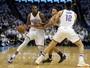 Kevin Durant desperta, resolve, e Thunder iguala série com os Spurs