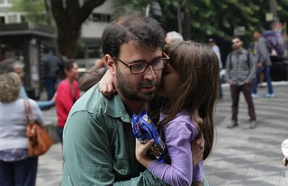 Beto, fillho de Umberto Magnani (Foto: Amauri Nehn/Brazil News)