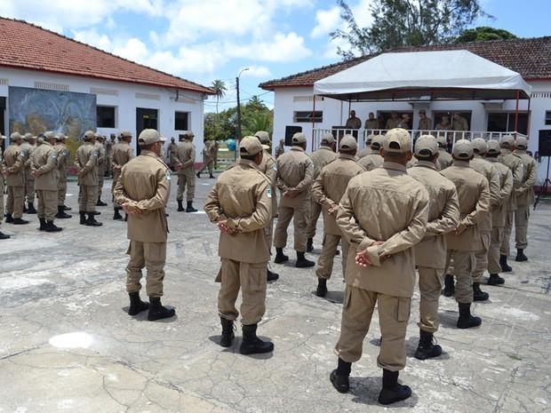 Corpo de Bombeiros do RN  (Foto: Divulgação/CBMRN)