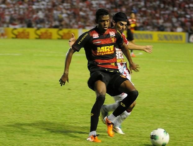 náutico x sport moacir (Foto: Aldo Carneiro / Pernambuco Press)