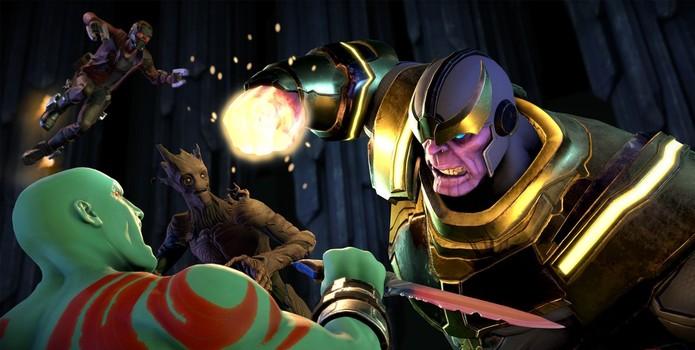 Marvel's Guardians of the Galaxy Telltale Series (Foto: Divulgação)