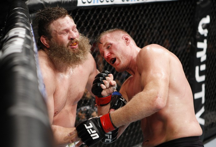 Josh Barnett Roy Nelson UFC (Foto: Getty Images)