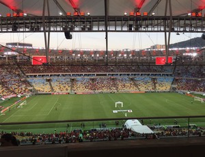 Flamengo x Coritiba no Maracanã (Foto: Fred Gomes)