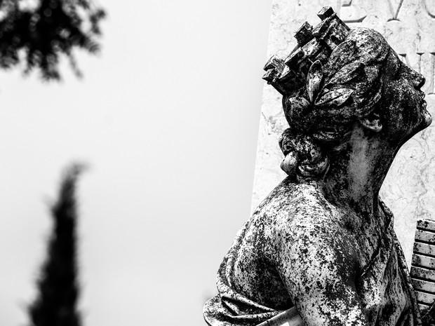 Fotógrafo tenta captar nuances das expressões humanas em exposição de Pouso Alegre, MG (Foto: Exposição Religare/ João Paulo Alvarenga)