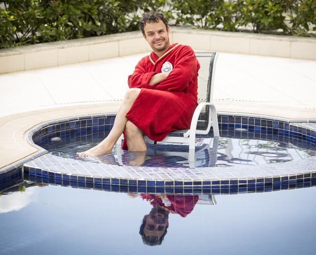 Adrilles define Fernando como seu maior desapontamento no BBB (Foto: Felipe Monteiro / Gshow)