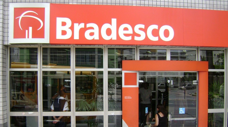 Bradesco; banco; agencia (Foto: Wikimedia Commons)