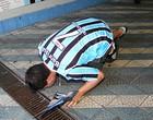As imagens de um domingo de loucura azul (Lucas Uebel/Grêmio FBPA)