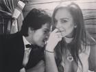 Lindsay Lohan faz desabafo em rede social após acusar noivo de traição