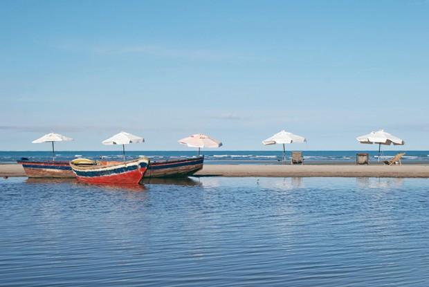 Praia de Jericoacoara, no Ceará (Foto: Divulgação)