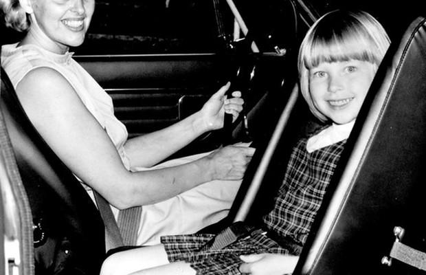 Conceito cadeira criança Volvo 1964 (Foto: Divulgação)