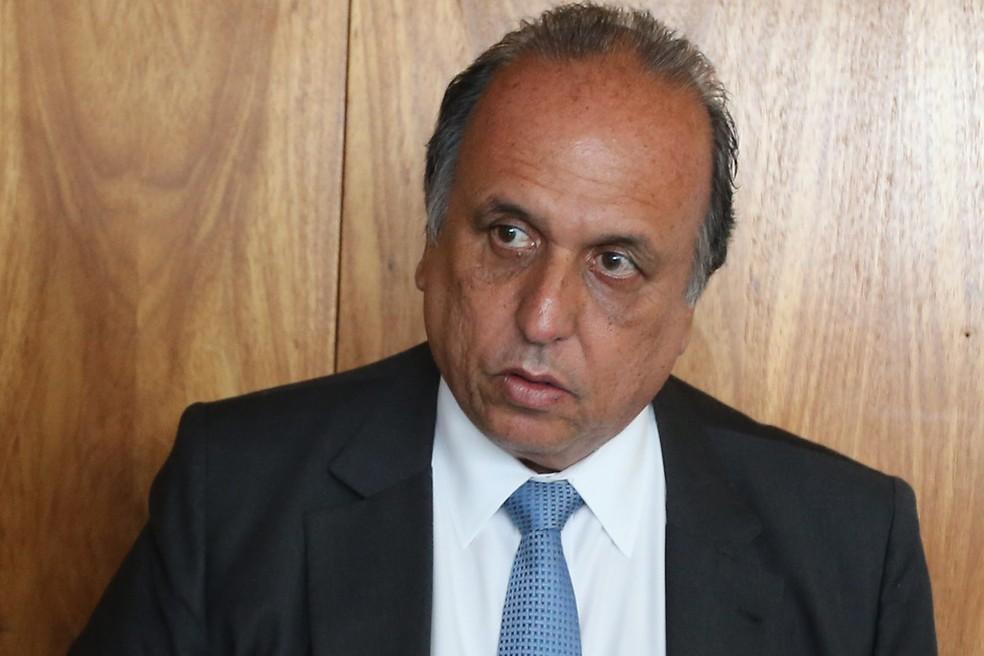 Luiz Fernando Pezão, governador do Rio (Foto: André Dusek/Estadão Conteúdo)