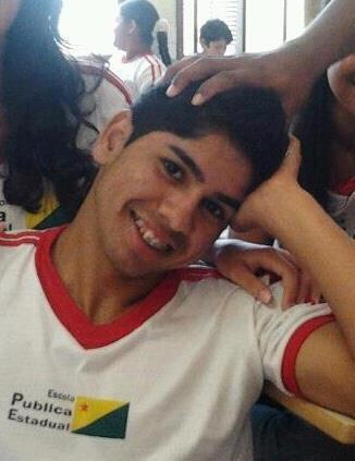 Natanael era promessa do futebol acreano (Foto: Arquivo pessoal)