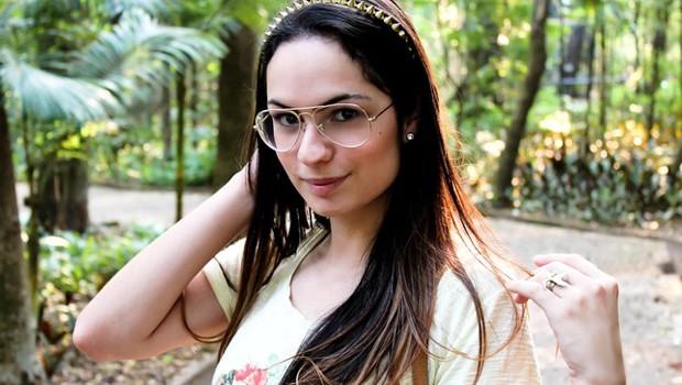 Cynthia Noemi it girls paranaenses (Foto: Arquivo pessoal)