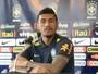 """Paulinho revela foco para fechar 2016: """"A primeira colocação é fundamental"""""""