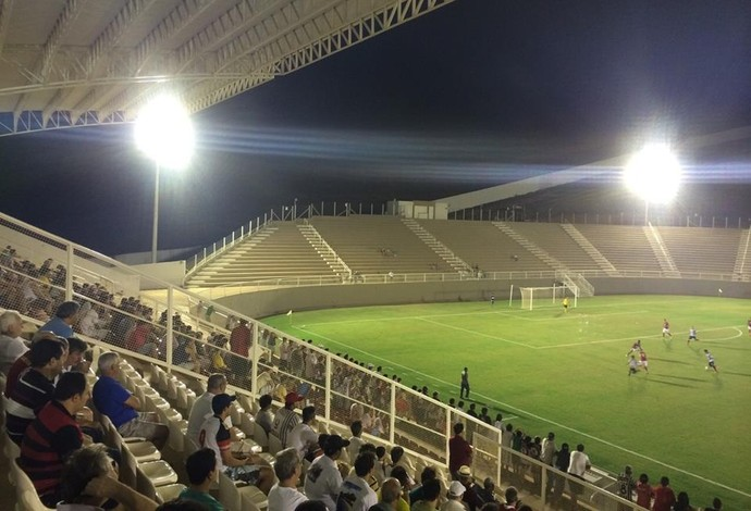 Nacional NAC Uberaba USC Segunda Divisão Campeonato Mineiro Muriaé (Foto: Tiago Araújo)