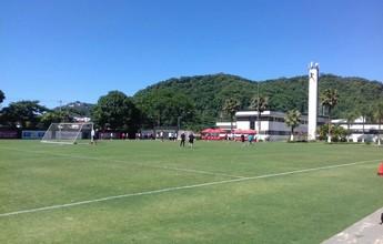 Thiago Maia é dispensado de treino do Santos para renovar CNH em SP