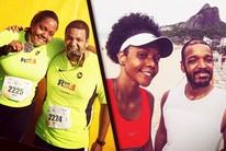 Unidos pelo esporte, irmãos mudam de vida  (Arte Eu Atleta)