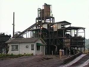 Carbonífera em Treviso (Foto: Reprodução RBS TV)