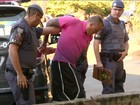 Suspeitos de fazer parte de  facção criminosa são presos no interior de SP