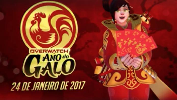 Mei é outra que terá nova skin em Overwatch (Foto: Reprodução/Blizzard)