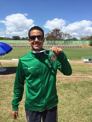 Bernardo Oliveira - tiro com arco