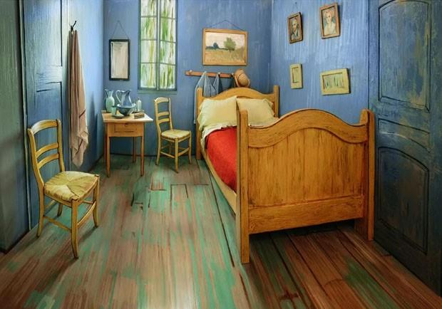 Van Gogh B&B (Foto: Divulgação)