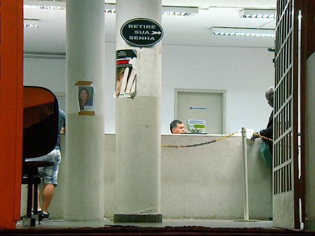 O Primeiro Distrito Policial de Campinas, no Centro da cidade (Foto: Reprodução EPTV)