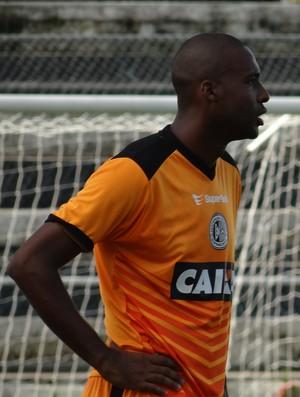 Lima, atacante do ASA (Foto: Leonardo Freire/GloboEsporte.com)