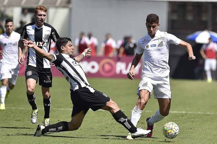 Santos x Figueirense (Foto: Ivan Storti/Santos FC)