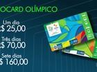 Cartão especial para transporte na Rio 2016 já está a venda na internet