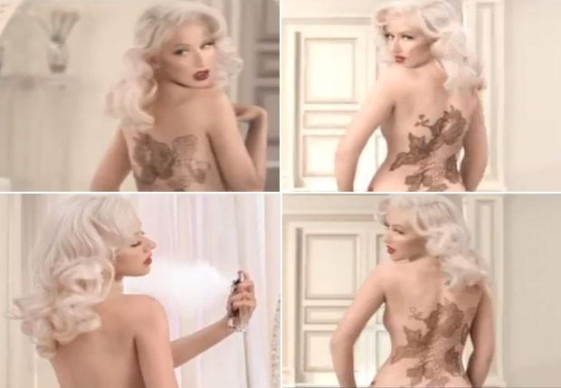 Aguilera (Foto: Reprodução)