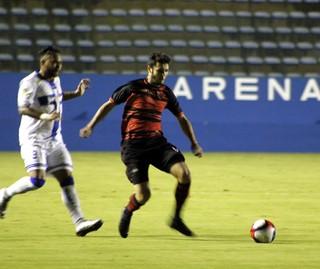 Oeste x Água Santa, Série A2 (Foto: Flávio Costa / Oeste FC)