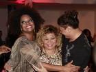 Gafieira da Marrom: Alcione comemora aniversário com amigos famosos