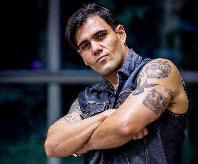 Juliano Cazarré (Foto: Ellen Soares / Gshow)
