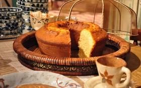 Aprenda a fazer o delicioso bolo de fubá da Aspásia