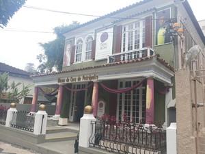 Museu de Cera em Petrópolis completa 3 anos (Foto: Andressa Canejo/G1)