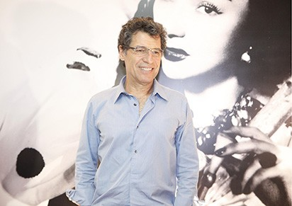 O ator Paulo Betti compareceu ao evento (Foto: Rogério Resende)