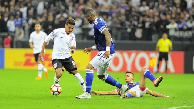 a59fc5656f Corinthians x Millonarios - Taça Libertadores 2018 - globoesporte.com