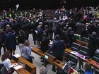 Câmara tem discursos sobre  impeachment pelo 2º dia seguido