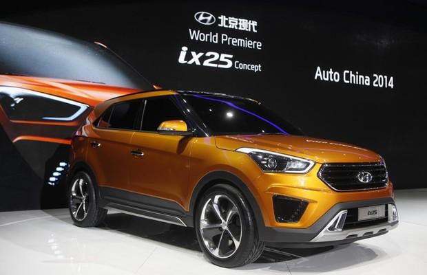 Hyundai ix25 (Foto: Divulgação)